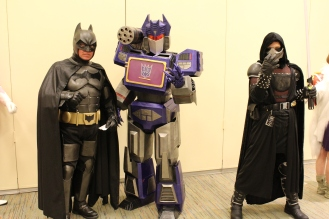 Batman, Autobot, Sith
