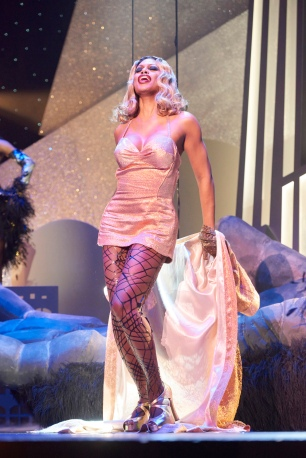THE ROCKY HORROR PICTURE SHOW: Let's Do The Time Warp Again: Laverne Cox in THE ROCKY HORROR PICTURE SHOW: Let's Do The Time Warp Again, premiering Thursday, Oct. 20 (8:00-10:00 PM ET/PT) on FOX. ©2016 Fox Broadcasting Co. Cr: Steve Wilkie/FOX