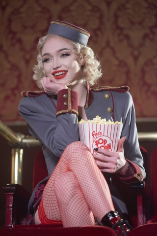 THE ROCKY HORROR PICTURE SHOW: LET'S DO THE TIME WARP AGAIN: Ivy Levan in THE ROCKY HORROR PICTURE SHOW: LET'S DO THE TIME WARP AGAIN: Premiering Thursday, Oct. 20 (8:00-10:00 PM ET/PT) on FOX. ©2016 Fox Broadcasting Co. Cr: Steve Wilkie/FOX