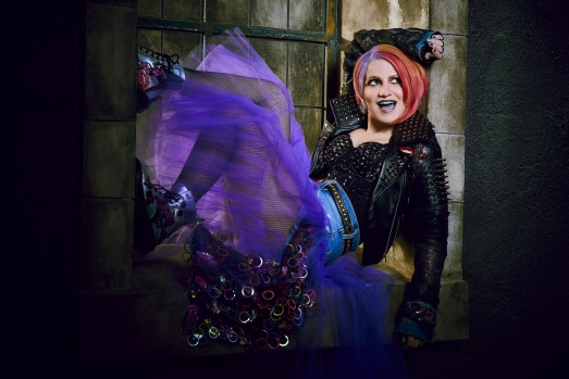 THE ROCKY HORROR PICTURE SHOW: LET'S DO THE TIME WARP AGAIN: Annaleigh Ashford as Columbia in THE ROCKY HORROR PICTURE SHOW: LET'S DO THE TIME WARP AGAIN: Premiering Thursday, Oct. 20 (8:00-10:00 PM ET/PT) on FOX. ©2016 Fox Broadcasting Co. Cr: Steve Wilkie/FOX